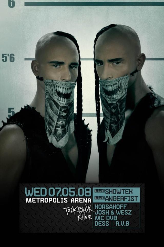 La discotheque METROPOLIS en Belgique passe au style commercial!  Affich11