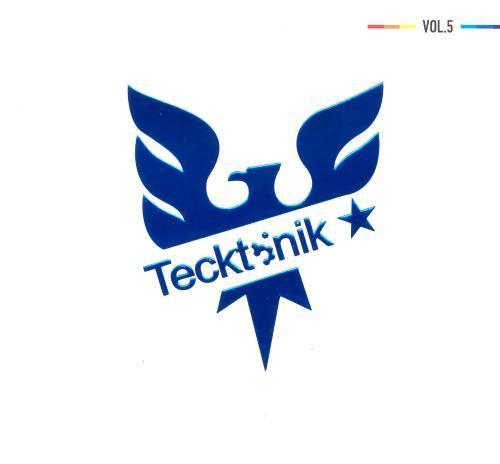 [CD] Tecktonik Vol.5 [30 Juin 2008] - Page 2 Tck_vo10