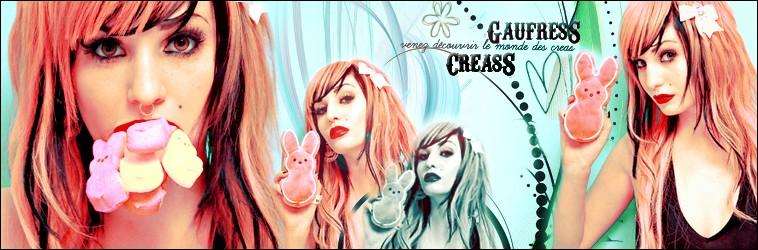 GauffresS' ♥ CreasS'