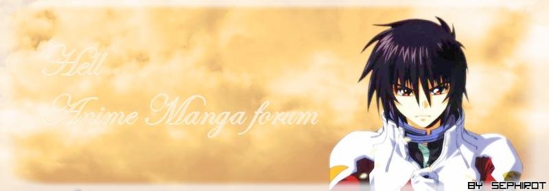 Hell Anime Manga Forum : Best