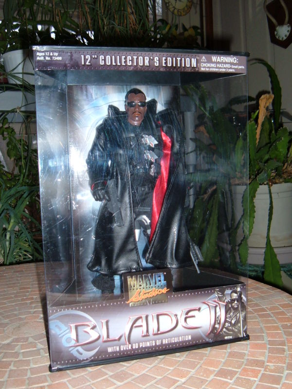 MARVEL STUDIOS : Blade 2  Blade10
