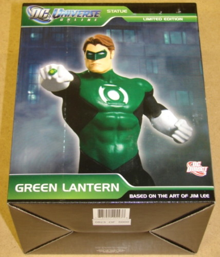 DC UNIVERSE ONLINE STATUE: GREEN LANTERN Statue Kgrhqu11