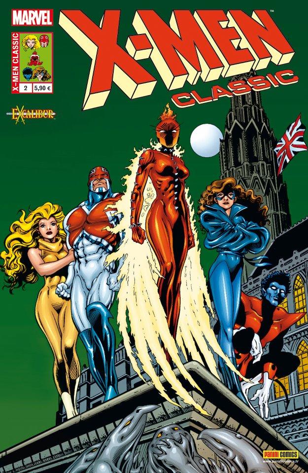 """#23 Rècit complet Marvel  """"EXCALIBUR"""" X_men_10"""