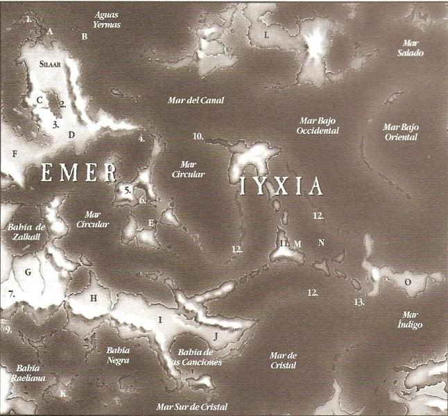 TRATADO DE GEOGRAFIA I: EMER (ORIENTE) Emer_e10