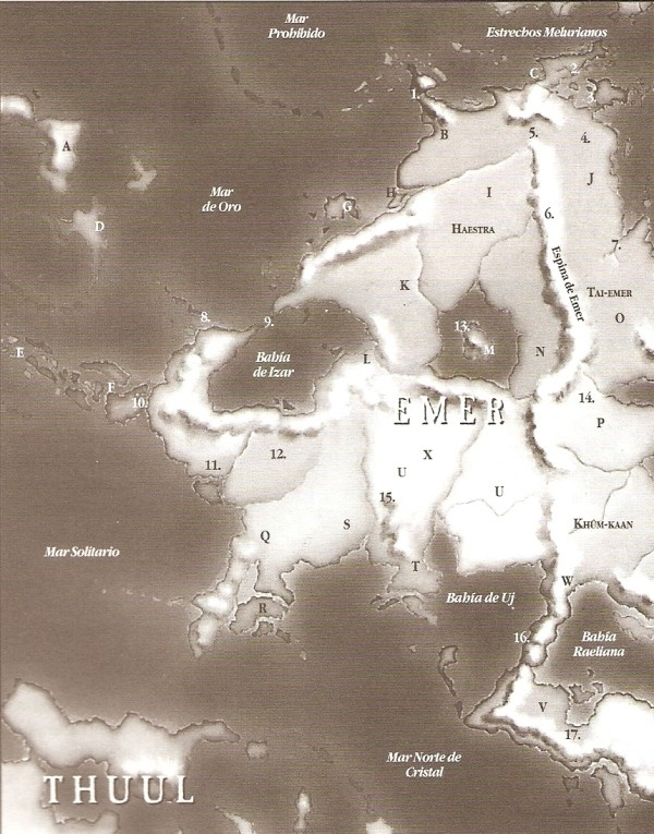 TRATADO DE GEOGRAFIA I: EMER (OCCIDENTE) Emer_o10