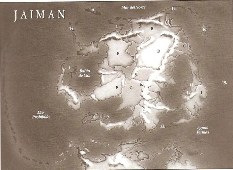 TRATADO DE GEOGRAFIA II: JAIMAN Jaiman10