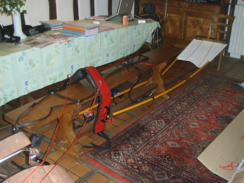Le harnais de Marc Antoine (Baude) P5290310