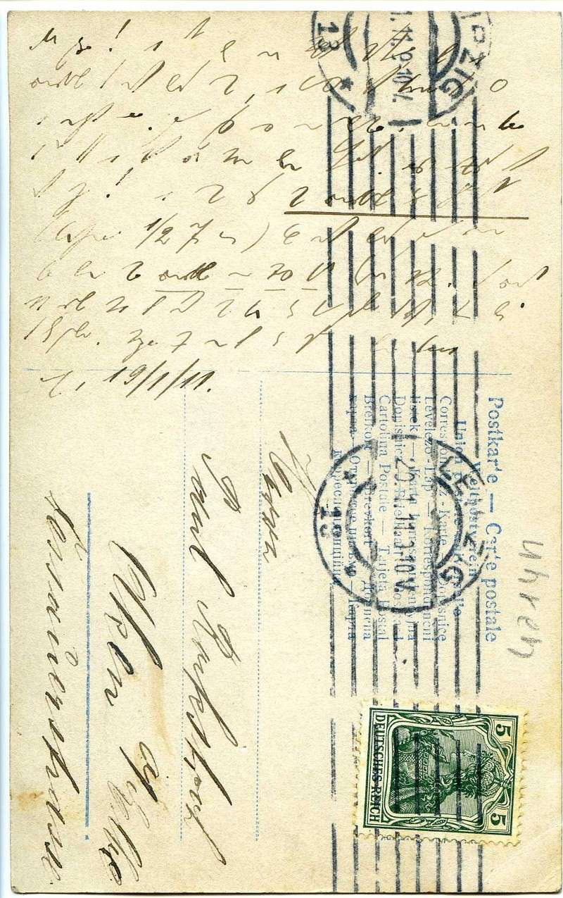 Zenith et la carte postale, (ou Zenith et la femme !). Carte-11