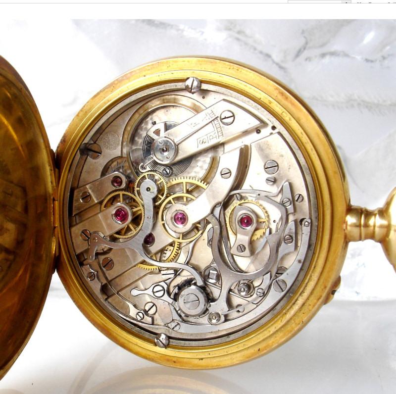 Un chronographe de poche ZENITH pas comme les autres Chrono16