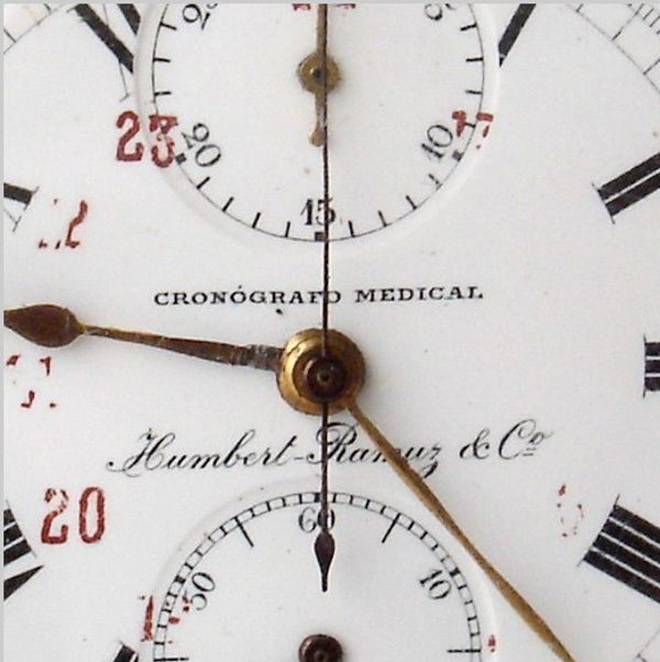 Un chronographe de poche ZENITH pas comme les autres Chrono17