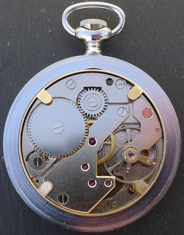 L'histoire des montres de chemins de fers - Page 4 Kamatz12