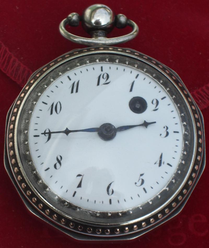 Les plus belles montres de gousset des membres du forum - Page 2 Oignon10
