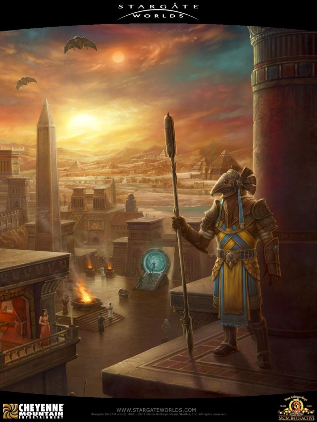 Stargate Worlds 190_or12