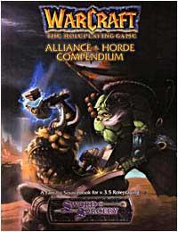 """Warcraft """"El Juego de Rol"""" D&D 3.5 Allian10"""