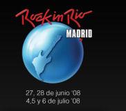 ¿Rock? in Rio -Madrid- Logote10