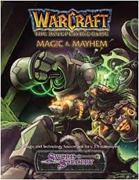 """Warcraft """"El Juego de Rol"""" D&D 3.5 Magica10"""