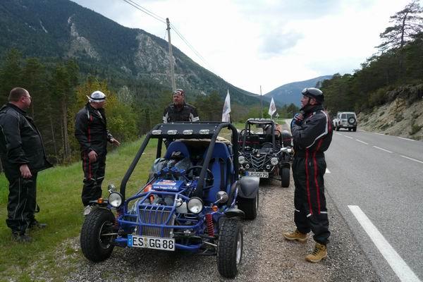 le Buggy Trophy en Corse sur 3800 km Trophy10