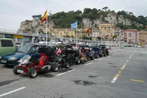 le Buggy Trophy en Corse sur 3800 km Trophy13
