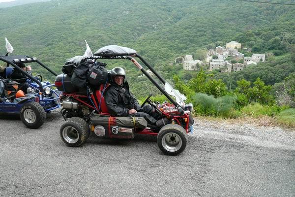 le Buggy Trophy en Corse sur 3800 km Trophy15