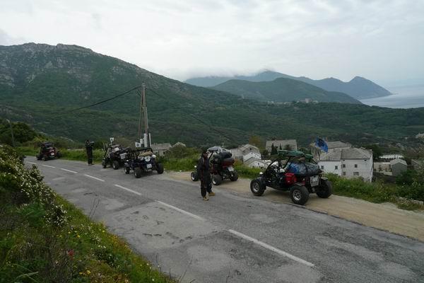 le Buggy Trophy en Corse sur 3800 km Trophy17