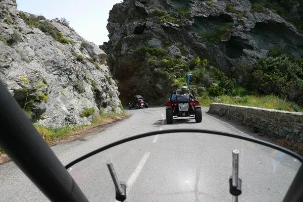 le Buggy Trophy en Corse sur 3800 km Trophy18