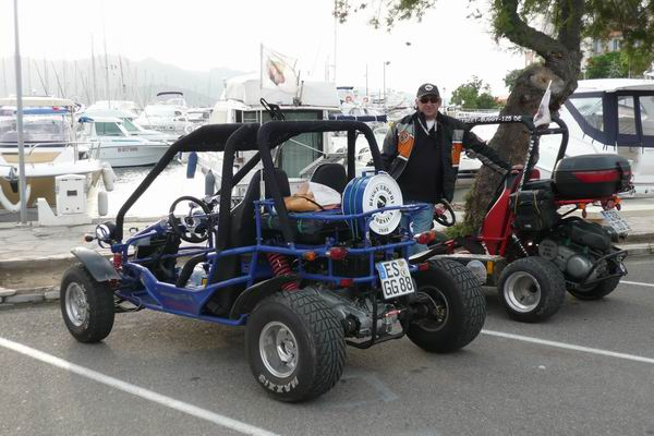 le Buggy Trophy en Corse sur 3800 km Trophy19