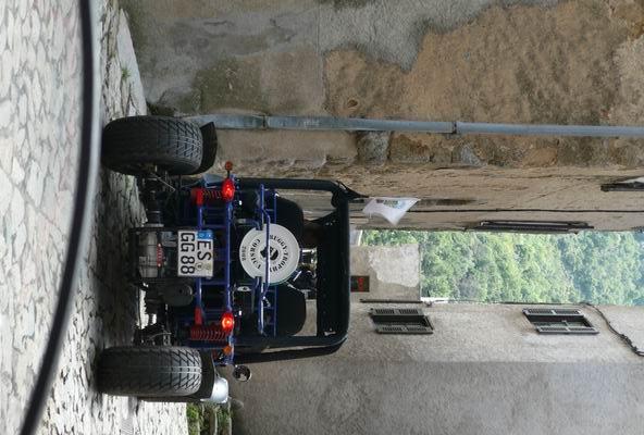 le Buggy Trophy en Corse sur 3800 km Trophy22