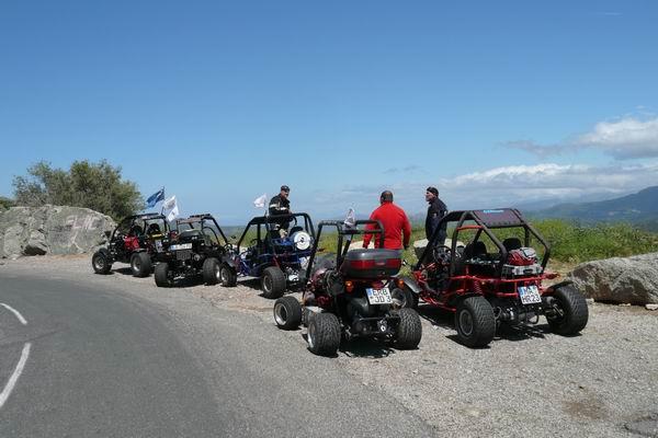 le Buggy Trophy en Corse sur 3800 km Trophy23