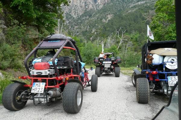 le Buggy Trophy en Corse sur 3800 km Trophy28