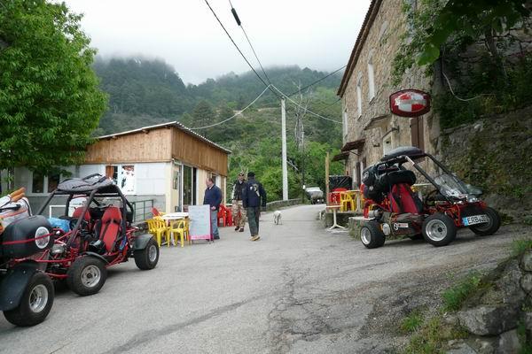 le Buggy Trophy en Corse sur 3800 km Trophy30