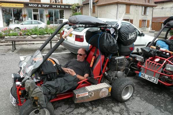 le Buggy Trophy en Corse sur 3800 km Trophy37