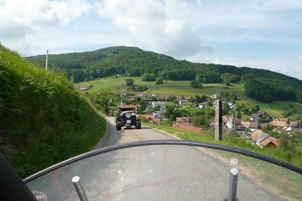 le Buggy Trophy en Corse sur 3800 km Trophy38