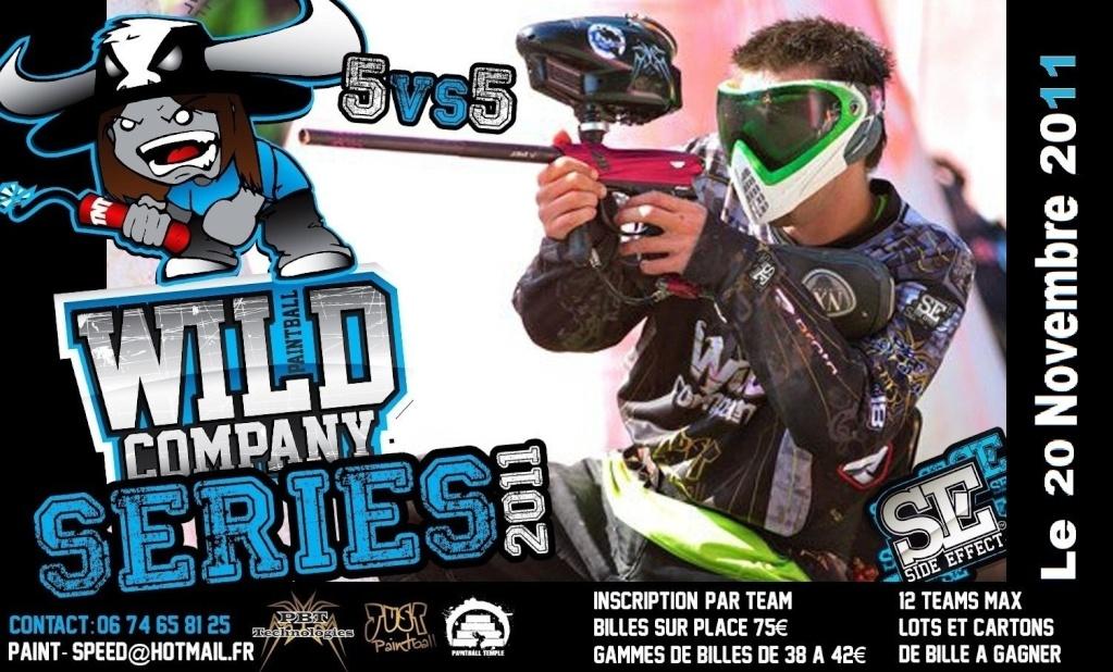 tournois wild company Affich10