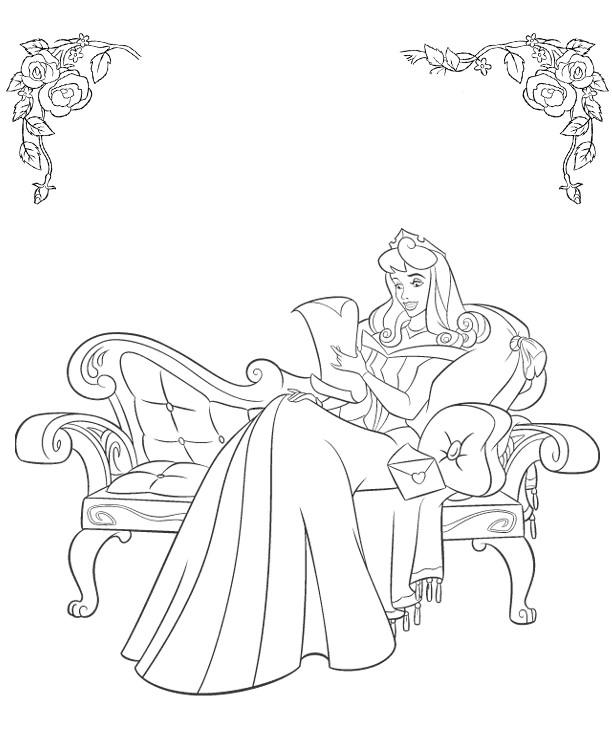 La Belle au bois dormant - Page 2 Colori10