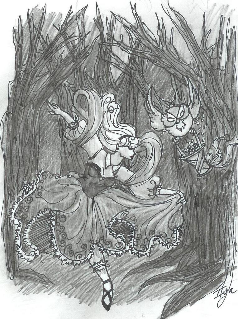 La Belle au bois dormant - Page 2 Scans010