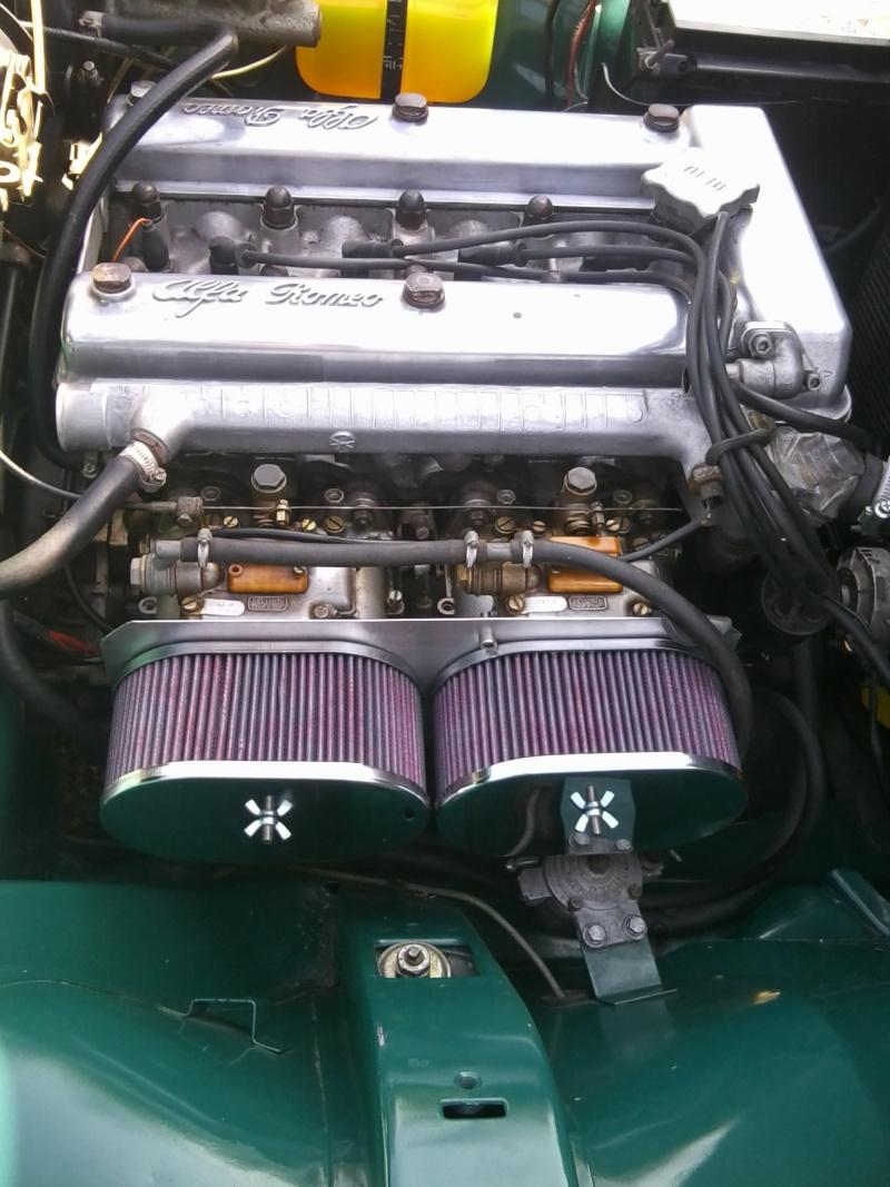 platine carburateur - Platine à cornets Photo038