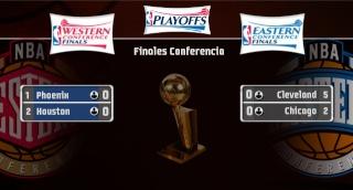 Emparejamientos Playoffs Cuadro31