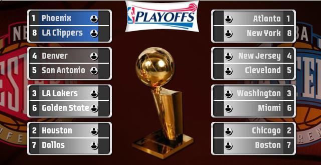 Emparejamientos Playoffs Empare10