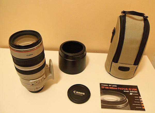 [VENDU] Objectif Canon EF 100 mm - 400 mm  f/4.5-5.6 L IS USM Canon-10