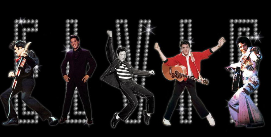 ELVIS THE ONLY TRUE ONE