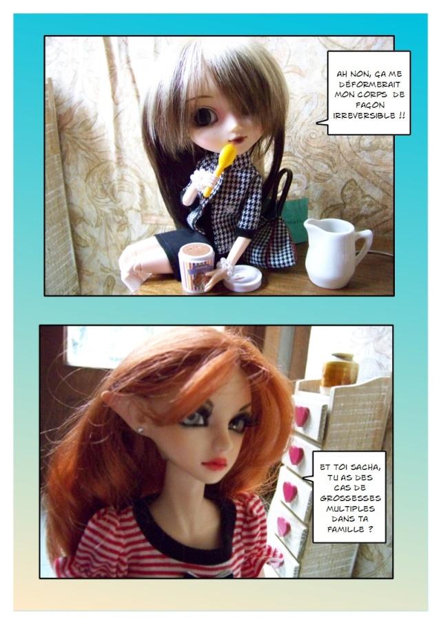 Mes petites dolls [Pullip] [Dal Hangry] [Hujo] [Taeyang] - Page 5 Page_105