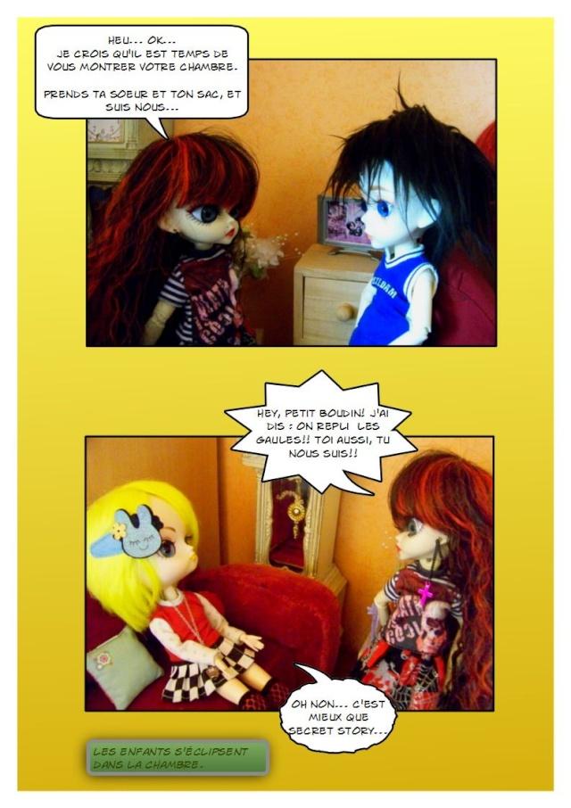 Mes petites dolls [Pullip] [Dal Hangry] [Hujo] [Taeyang] - Page 5 Page_141