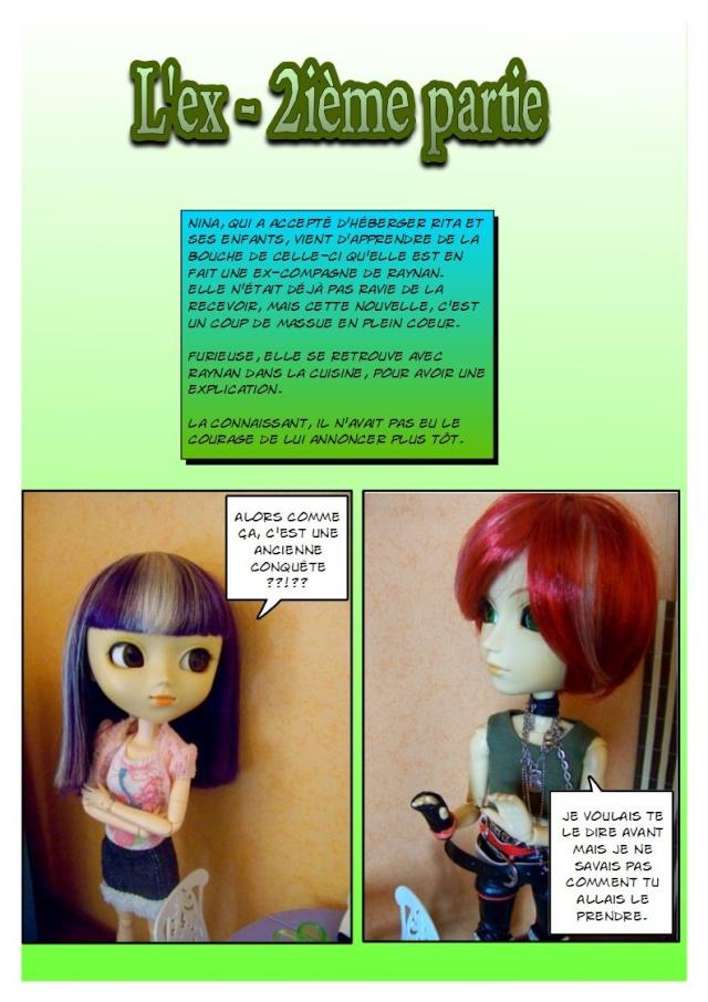 Mes petites dolls [Pullip] [Dal Hangry] [Hujo] [Taeyang] - Page 5 Page_143