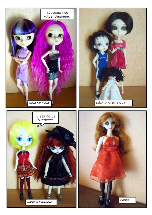 Mes petites dolls [Pullip] [Dal Hangry] [Hujo] [Taeyang] - Page 5 Page_215