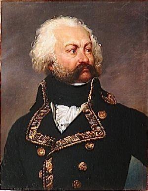 CUSTINE (Adam-Philippe) Général de division de la République Custin10