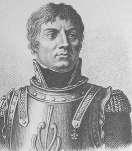 d'HAUTPOUL Jean Joseph Ange - Général d'Empire Hautpo10