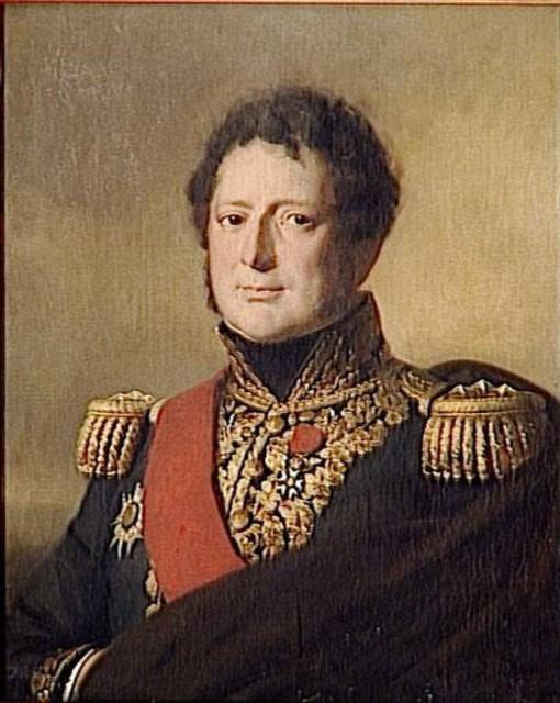 PAULTRE DE LA MOTTE Vicomte de l'Empîre Général de brigade Paultr13