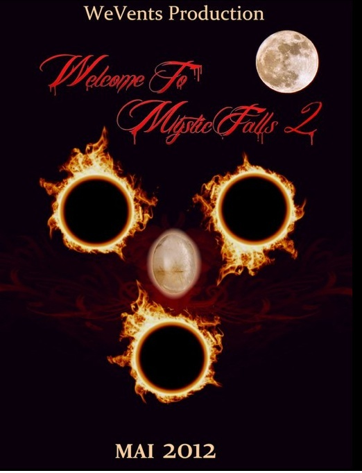 Convention Welcome to Mystic Falls 2 !  Wtmf2110