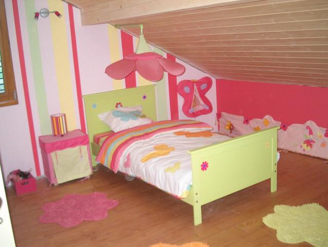 chambre en sous pente Chambr13