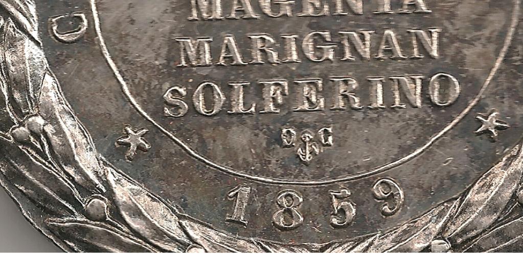 Médaille campagne d'Italie 1859 Diffzo10